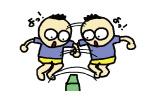 跳躍力 【目標】縄跳び 横跳びカンガルー