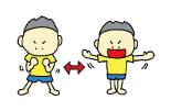 跳躍力 【目標】縄跳び グーパー跳び
